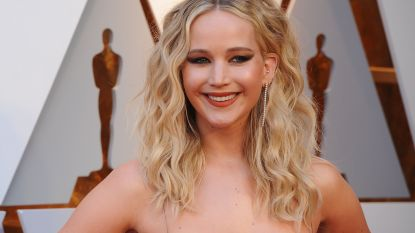 Actrice Jennifer Lawrence is verloofd
