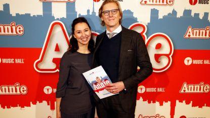 IN BEELD. BV's zien 'Annie' nog steeds graag