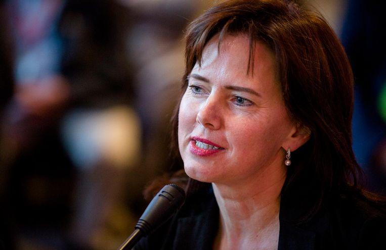 Cora van Nieuwenhuizen. Beeld ANP