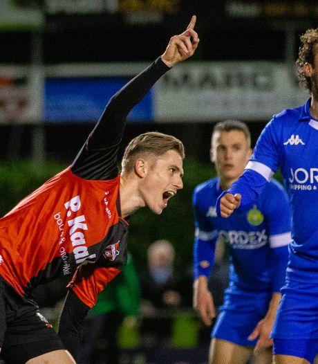 De Treffers ontbindt contract oud-profvoetballer Dennis Janssen