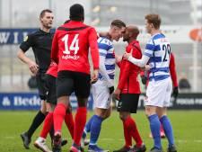 Spakenburg sluit bizarre week af met verlies bij AFC