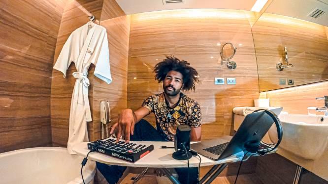 """DJ Makasi, broer van Tatyana Beloy, twijfelt aan zijn Thaise avontuur: """"Ik vrees dat het gedaan is met mijn boekingen"""""""
