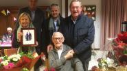 Louis viert honderdste verjaardag