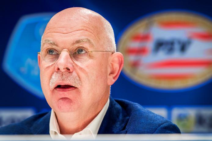 PSV-directeur Toon Gerbrands