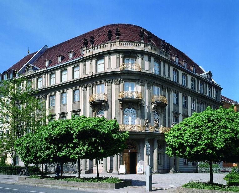 Ephraim Palais. Beeld Stadtmuseum Berlin