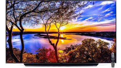 LG C9 oled: 4K-tv met zeer goede beeldkwaliteit