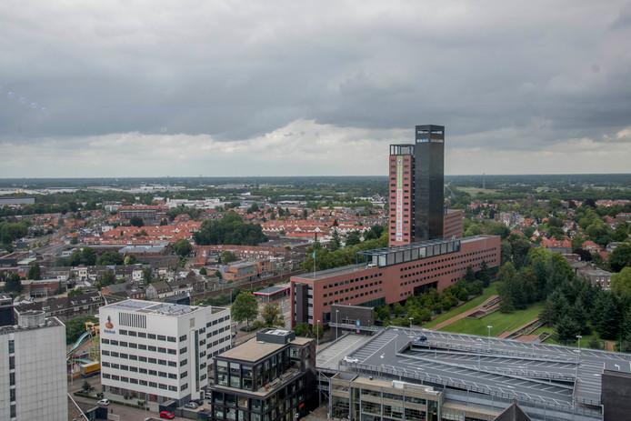 De vestiging van Interpolis aan de Spoorlaan in Tilburg.