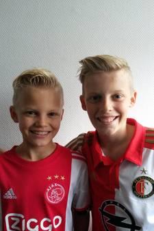 Klassieker Feyenoord - Ajax kleurt het Groene Hart