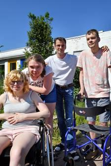 Familie in Nijverdal met 2 doodzieke kinderen schreeuwt om hulp