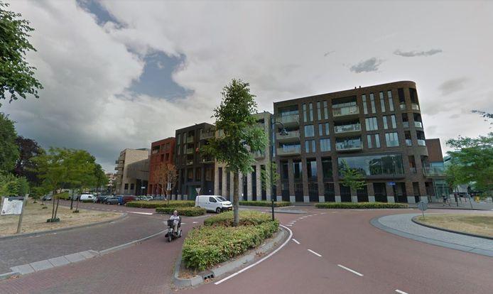Hoek Promenade in het centrum van Uden telt 31 appartementen van woningcorporatie Area.