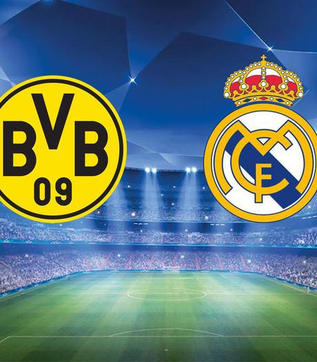 Dortmund - Real kraker voor Bosz en Kuipers