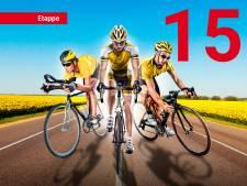 Het Tourspel: winnaars van etappe 15 bekend