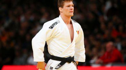 Matthias Casse verovert goud op Grandslam judo van Parijs