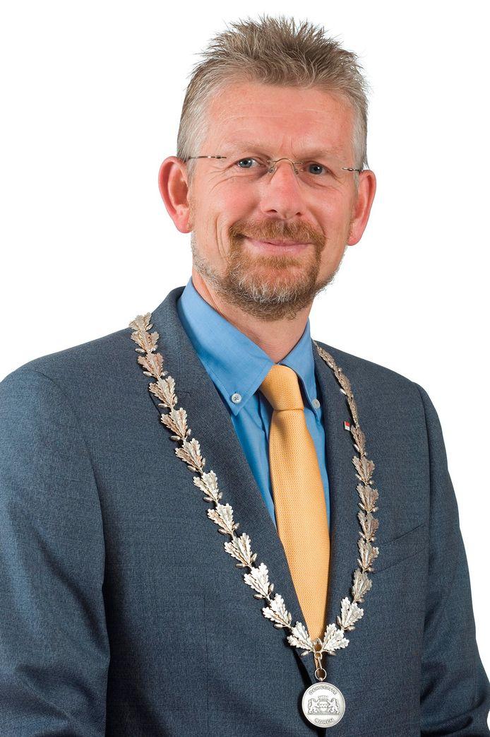 Jan de Boer burgemeester Buren