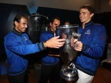 Vierde editie Laver Cup in Boston