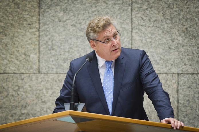Henk Krol, fractievoorzitter van 50PLUS