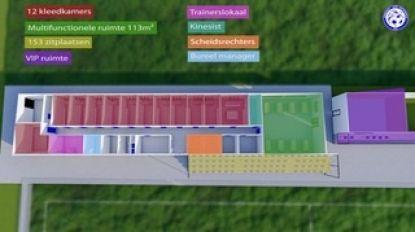 Eendracht Elene Grotenberge bouwt campus Breivelde verder uit: club investeert in vijf jaar tijd 1,1 miljoen euro