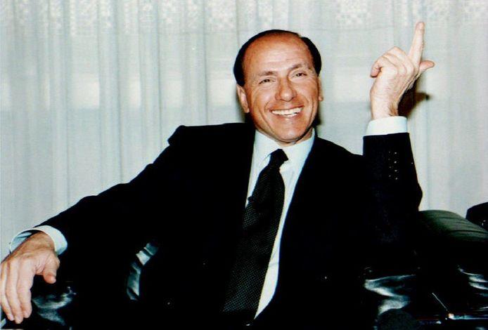 Silvio Berlusconi in 1994.