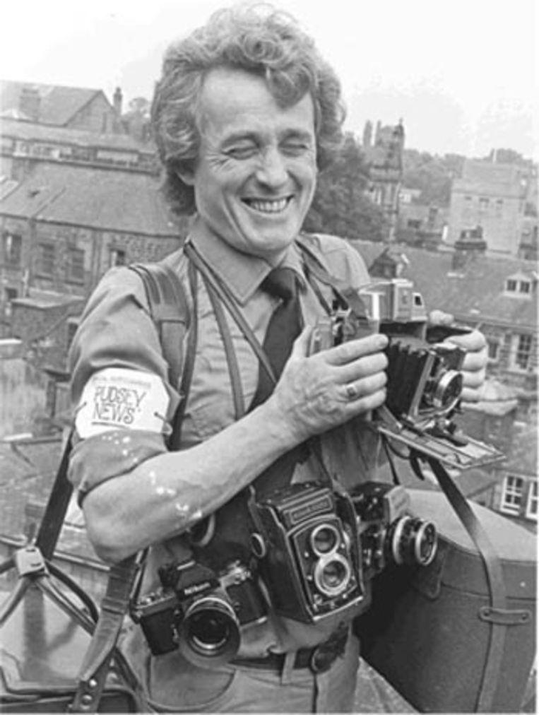 Terry Cryer veroverde met avontuurlijkheid zijn prominente plaats in de fotografie. Beeld RV