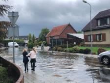 KNMI waarschuwt voor lokale wateroverlast