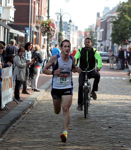 Oude Tongenaar wint nieuwe regiocircuitloop in Steenbergen