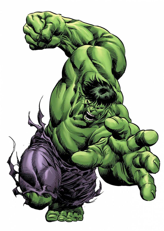 Stan Lee's creatie The Hulk Beeld Marvel