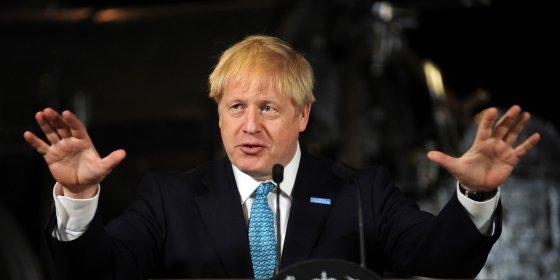 Johnson vangt nu al bot in Berlijn: brexitakkoord staat niet ter discussie