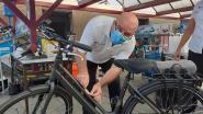 Laat nog de hele week je fiets graveren aan het station van Herentals
