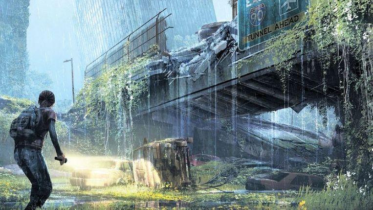 'The Last of Us' uit 2013, gaat over de laatste bewoners van de aarde. Beeld Colourbox