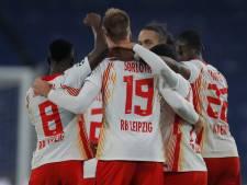 Sørloth helpt Leipzig in 92ste minuut aan spectaculaire zege in Istanboel