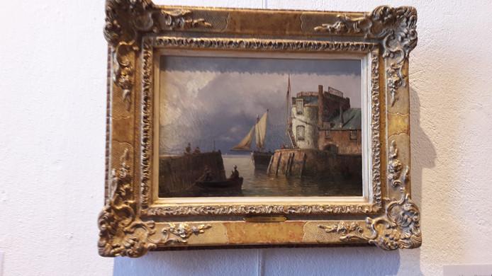 De Campveersche Toren geschilderd door Jan Hermanus Barend Koekkoek is nu eigendom van Museum Veere.