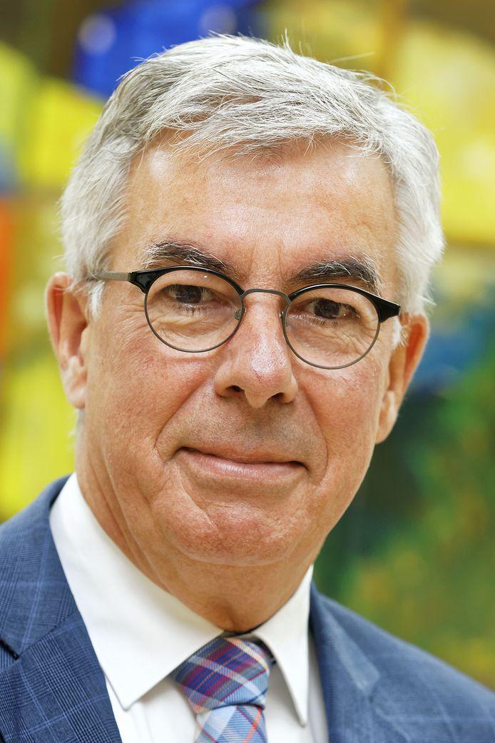 Ed Mathijssen, wethouder financiën van de gemeente Sint-Michielsgestel.