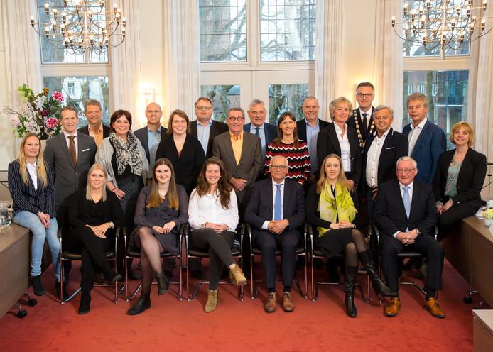 De politiek wil 'raadsbreed' Oisterwijk gaan besturen: geen coalitie of oppositie meer, maar wisselende meerderheden.