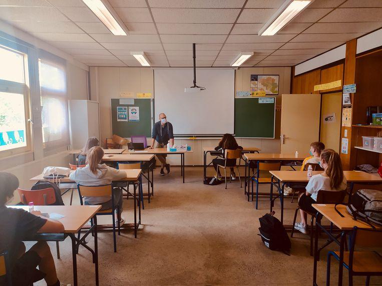 Zo moet de zomerschool in Eeklo er uitzien.
