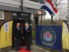 Hoofdkantoor International Police Association geopend in Gouda