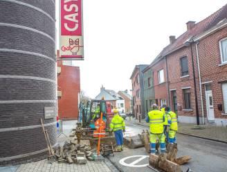 Centrum Vlezenbeek even afgesloten na gaslek op het dorp