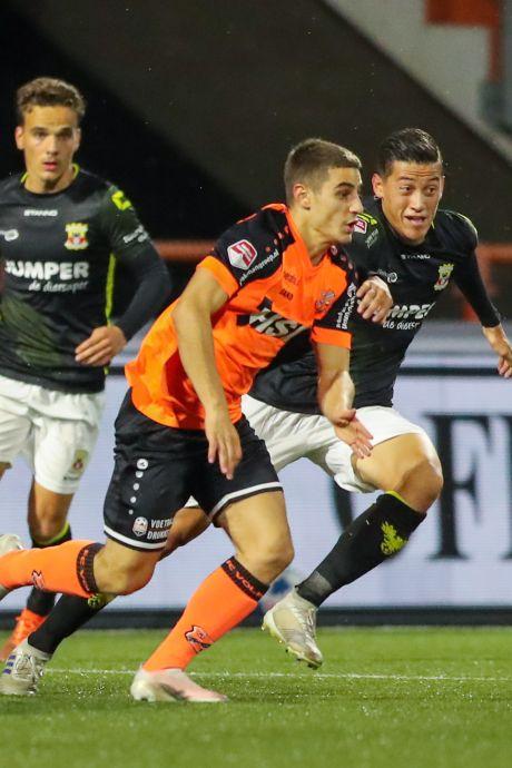 Punt in Volendam is maximaal resultaat voor GA Eagles