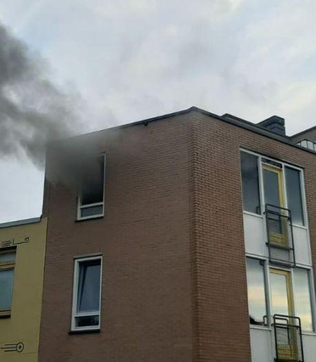 Appartement in Enschede onbewoonbaar na brand