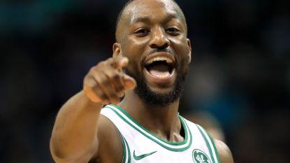 Boston pakt de leiding in Eastern Conference, Kemba Walker wint bij terugkeer naar Charlotte