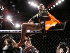Rentreewedstrijd UFC-ster Conor McGregor in recordtempo uitverkocht
