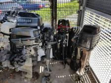 Politie stuit op loods vol gestolen goederen: Iemand die een boot of buitenboordmotor mist?
