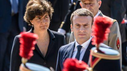 Europees Parlement torpedeert Franse kandidaat-Eurocommissaris Sylvie Goulard, Macron reageert woedend