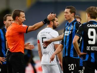 """Hans Vanaken blijft 4 matchen geschorst, Club gaat in beroep: """"Respect voor scheidsrechters dient centraal te staan"""""""