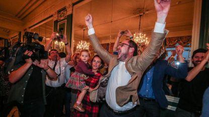 Kortrijk heeft een coalitie: Van Quickenborne in zee met sp.a en N-VA