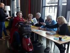 Wegblijven lijkt geen optie tot nu toe in Oosterhout