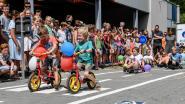 Leefschool 't Veertje heeft verkeersparcours op de speelplaats