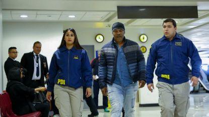 Mike Tyson mag Chili niet binnen en wordt op eerste vliegtuig richting VS gezet