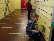 Vuurwerk gevonden in 'maar' twee van de 1.287 schoolkluisjes in Oss: 'Een mooi resultaat'