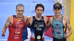 Alweer een Belgische EK-medaille: Marten Van Riel verovert knap brons in de triatlon