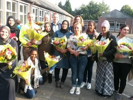 Fietsdiploma's Bergeijk voor buitenlandse vrouwen